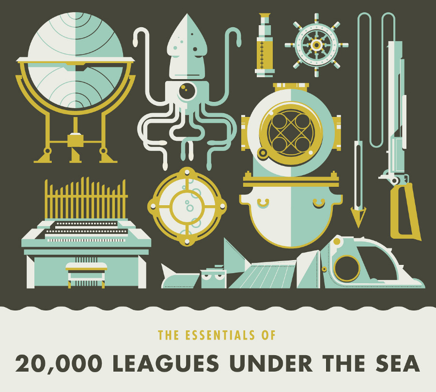 The essentials of 20.000 leagues under the sea
