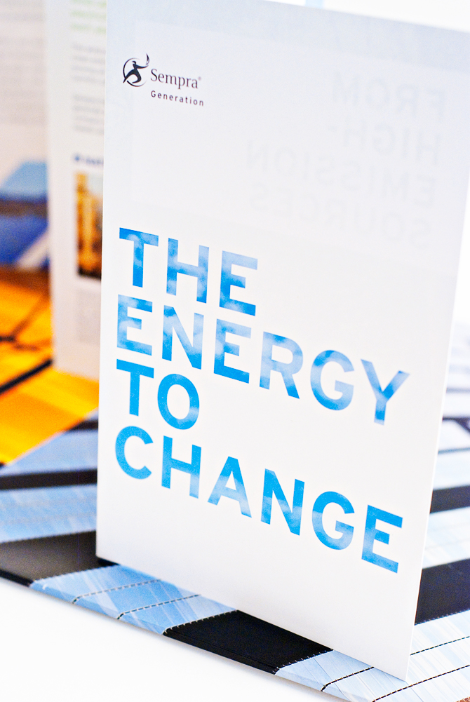 Sempra Energy - Integrated Campaign - Kelly Day Creative