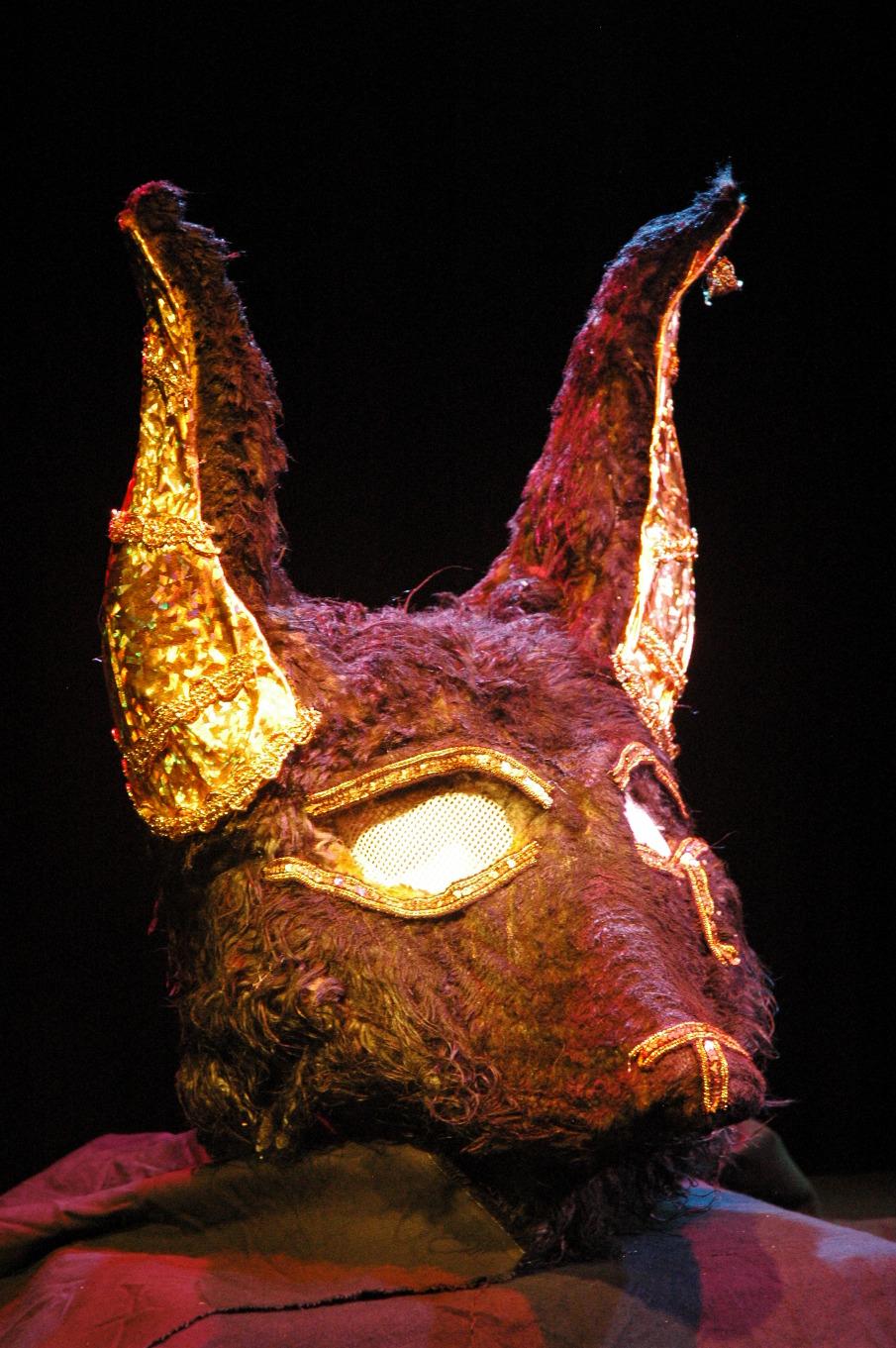 anubis mask jade alexandra